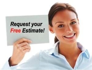 request free estimate